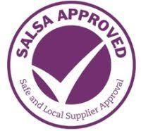 Salsa approved badge